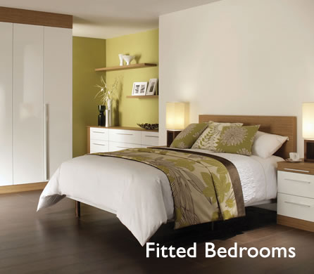 WE DESIGN AND INSTALL FITTED BEDROOMS IN NORTHWICH